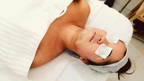 Tratamiento facial o corporal