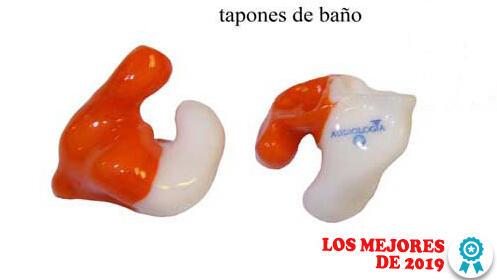 Tapones de baño y protección auditiva para ruido
